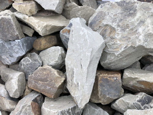 75 - 150 mm Gabion Stone - Bulk Load - Minimum 10 Tonne Loose